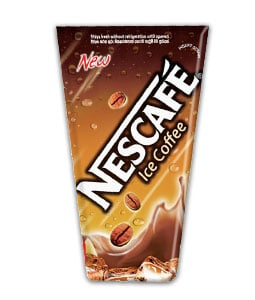 Nescafe - ice coffee