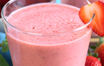 Optifast  Strawberry  Milkshake