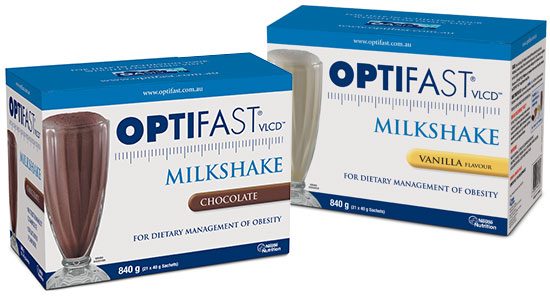 Optifast - 5 ingredient banana oatmeal muffins