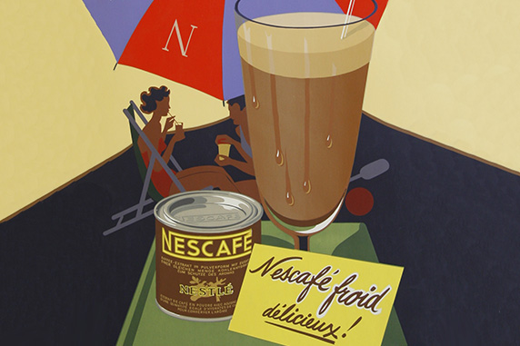 Nestlé history in pictures