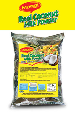maggi real coconut milk powder