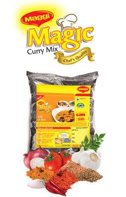 MAGGI Magic Curry mix
