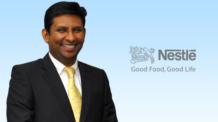 Nestlé Lanka Delivers