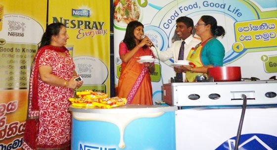 Nestle Kedalla Nutrition and Culinary Show