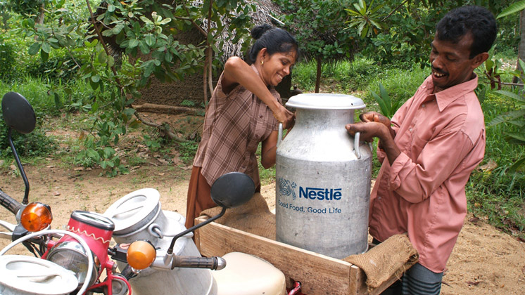 Nestlé Lanka's Dairy Development Work In North And East Profiled As Best Practice By The United Nations Global Compact (UNGC)